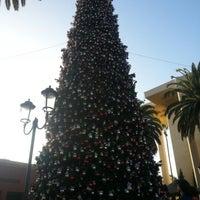 Photo taken at Fashion Island Gigantic Christmas Tree by Fahad F. on 12/8/2012