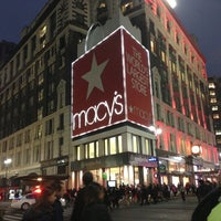 Photo taken at Macy's by Ksusha U. on 1/30/2013