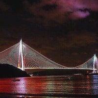 8/26/2016 tarihinde Beyza E.ziyaretçi tarafından Yavuz Sultan Selim Köprüsü'de çekilen fotoğraf