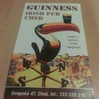 Photo taken at Guinness Irish Pub by Marek D. on 8/15/2013