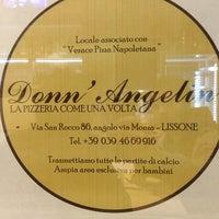 Photo taken at Donn'Angelin by Patrik B. on 3/1/2014