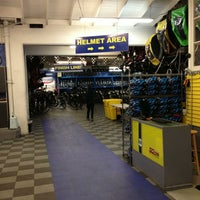 Photo taken at Blazing Saddles Bike Rentals by ChulWoo P. on 1/23/2013