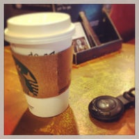 Photo taken at Starbucks by Ismael C. on 5/20/2013
