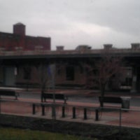 Photo taken at William F Walsh Regional Transportation Center (SYR) by Kayleigh H. on 12/8/2012