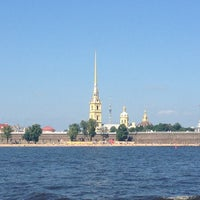 Photo taken at Neva River by Natali Z. on 7/28/2013