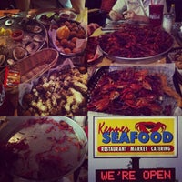 Photo taken at Kenner Seafood by Sabrina F. on 1/24/2013