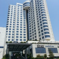 Photo taken at Divan İstanbul Asia by Sevtap on 6/16/2013