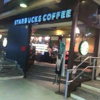 Photo taken at Starbucks by Pauline E. on 1/19/2013