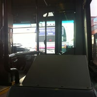 Photo taken at Northwest Centre Bus Terminal by Mathieu L. on 2/14/2013
