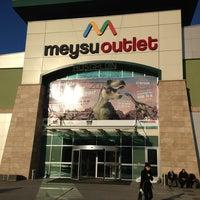 12/25/2012 tarihinde Mustafa T.ziyaretçi tarafından Meysu Outlet'de çekilen fotoğraf
