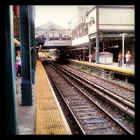 Photo taken at MTA Subway - Newkirk Plaza (B/Q) by Viktor N. on 6/27/2013