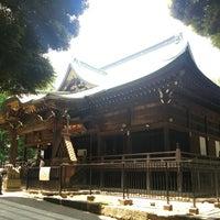 Foto scattata a 雑司ヶ谷 鬼子母神 (鬼子母神堂) da bbindk il 6/8/2013