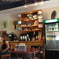 Photo taken at New Moon Cafe by Gary R. on 6/14/2013