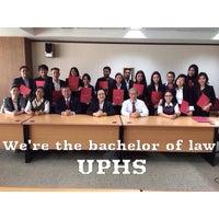 Photo taken at Universitas Pelita Harapan (UPH) by Cesaria o. on 2/14/2014