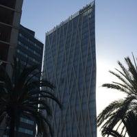 Photo taken at Torre Telefònica Diagonal 00 (CAT HQ) by Matias G. on 5/23/2017