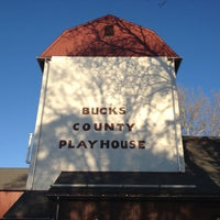 Photo taken at Bucks County Playhouse by Rob B. on 5/1/2013