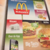 Photo taken at McDonald's by Jasper K. on 12/8/2012