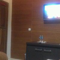 Photo taken at Hotel srikandi by Irawan D S. on 3/24/2013