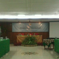 Photo taken at Room Lintang Puri Arta Hotel by Irawan D S. on 2/3/2013