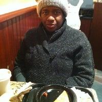 Photo taken at Cafe on Broadway by EJ E. on 1/23/2013