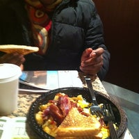Photo taken at Cafe on Broadway by EJ E. on 1/17/2013