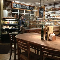 Photo taken at Le Pain Quotidien by Lina M. on 9/16/2013