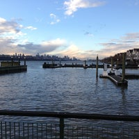 Photo taken at NY Waterway Ferry Terminal Edgewater by eric h. on 1/31/2013