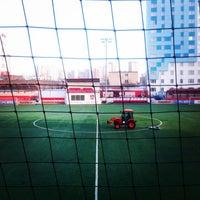 Photo taken at Стадион «Новые Химки» by Антон А. on 3/11/2013