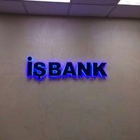 Photo taken at Işbank by Евгений Н. on 1/9/2014