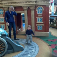 Photo taken at Savannah Mall Playground by Dustin D. on 12/19/2012