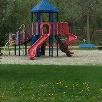 Photo taken at Hartbrook Park by Lauren R. on 5/11/2013