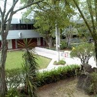 Photo taken at Facultad de Arquitectura Diseño y Urbanismo by Arii L. on 2/16/2013