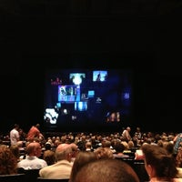 Photo taken at The Music Hall at Fair Park by Jeremy W. on 7/7/2013