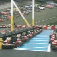 Photo taken at K1 Speed Ontario by Anthony P. on 1/9/2013