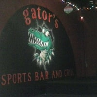 Photo taken at Gators Bar & Grill 3 by Anthony P. on 12/28/2012