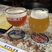 Photo taken at World of Beer by Linda M. on 8/14/2013