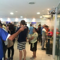 Photo taken at Banco do Brasil by Ana M. on 6/2/2014