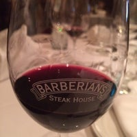 Photo taken at Barberian's Steak House by Bill A. on 12/8/2013