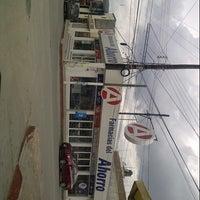 Photo taken at Farmacias del Ahorro by Alfredo T. on 8/25/2013