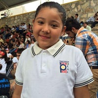 Photo taken at Colegio Octavio Paz by Alfredo T. on 6/2/2015