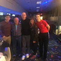 Photo taken at Rolling Lanes Bowling Alley by Tony W. on 1/1/2018