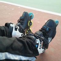"""Foto tomada en Polideportivo Municipal Arroyo de la Miel por Jonathan """"Sakry"""" G. el 12/11/2012"""