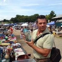 Photo taken at Harpers Ferry Flea Market by Rachel S. on 8/25/2013