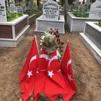 Photo taken at Kestel Mezarlığı by Samet A. on 11/5/2017