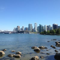 Photo taken at Stanley Park by Colin W. on 7/6/2013
