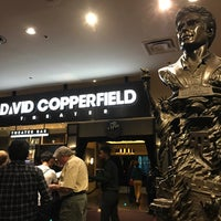 Photo taken at David Copperfield - MGM by Andrea S. on 9/26/2017