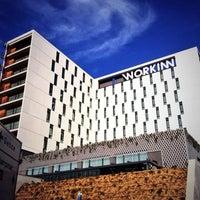 11/12/2013 tarihinde Volkan Ç.ziyaretçi tarafından Workinn Hotel'de çekilen fotoğraf