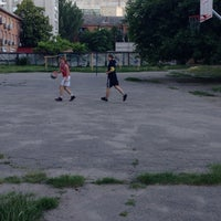 Photo taken at Школа № 34 by Мария Т. on 6/15/2014