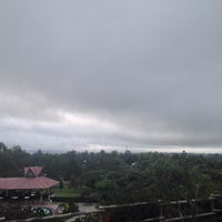 Photo taken at Sinabung Hills Resort Hotel by Pradikta Dwi A. on 8/19/2016