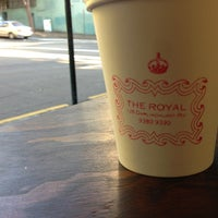 Photo taken at The Royal by Tim S. on 3/27/2013